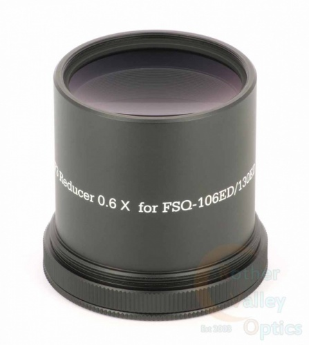 Takahashi 0.6x Focal Reducer QE n°18M For FSQ-106ED & FSQ-130ED