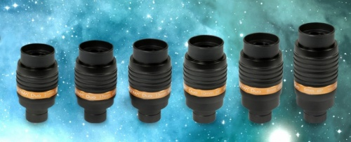 Celestron Ultima Duo Eyepieces 1.25'' & 2''