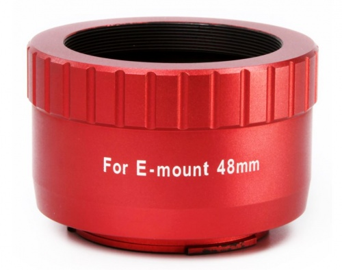 William Optics M48 Wide T Mount For Sony Nex E Series