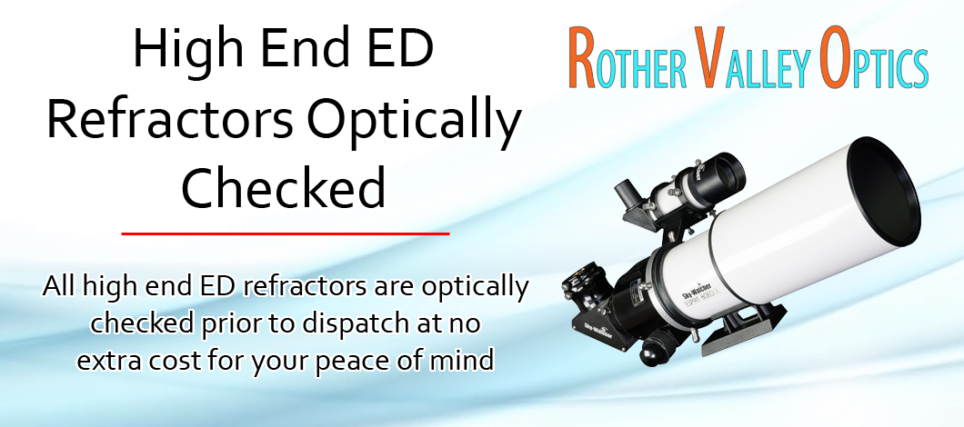 Telescopes, Eyepieces, Filters, Accessories - Rother Valley