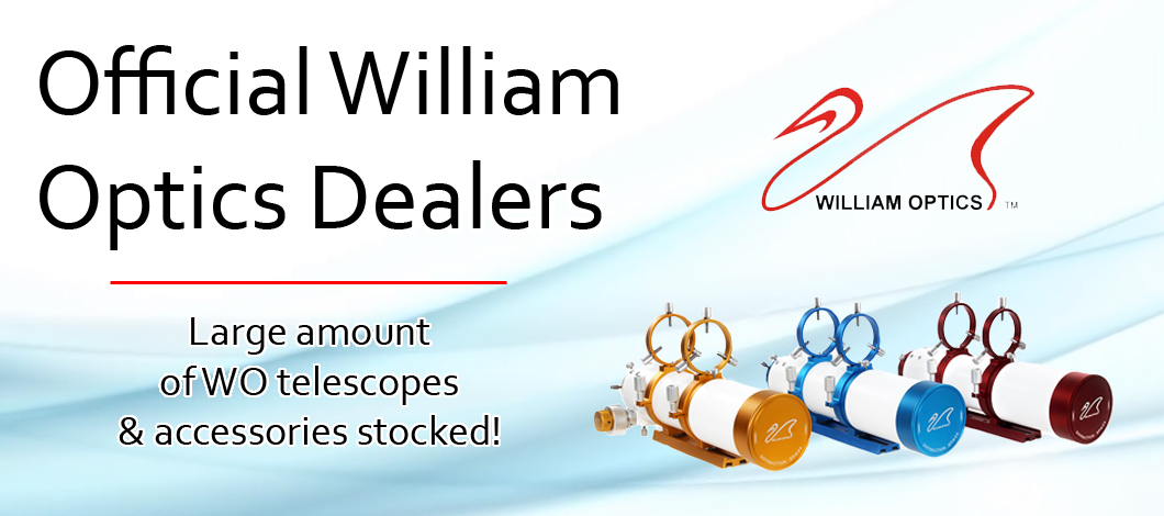 Telescopes, Eyepieces, Filters, Accessories - Rother Valley Optics Ltd